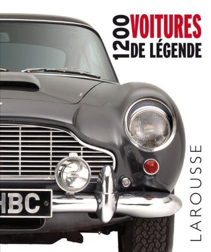 1200 voitures de légende par Collectif