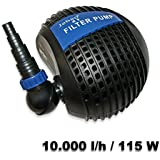Jebao FTP10000 Pompe de bassin Eco 10000l/h 115W