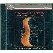 String Quartets No 2/3