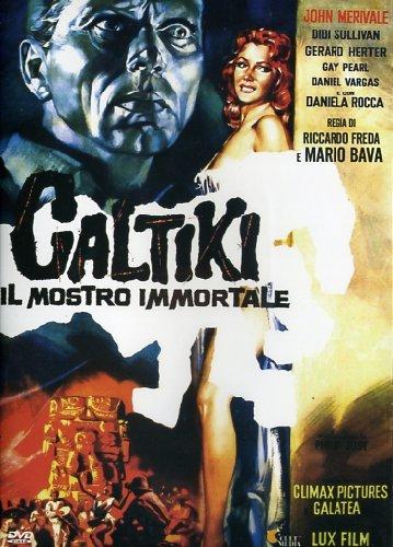 Bild von Caltiki - Il Mostro Immortale [IT Import]