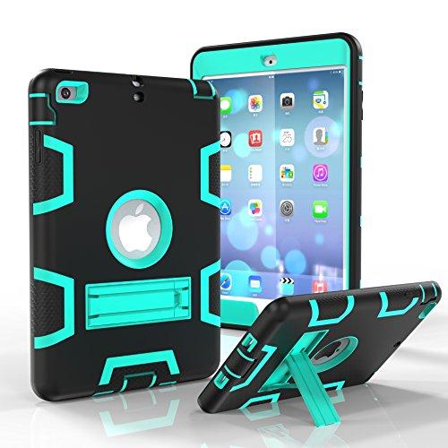 Keepahead ipad 2/ipad 3/ipad 4 Tablet-Schutzhülle, ipad 4 ipad 3 ipad 2, A-Black, Stück: 1