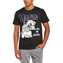 Plastic Head Herren, T-Shirt, Misfits Die Die My Darling TSFB