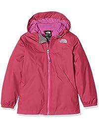 The North Face G Eliana Rain Triclimate - Chaqueta Niña, color rosa, talla XS