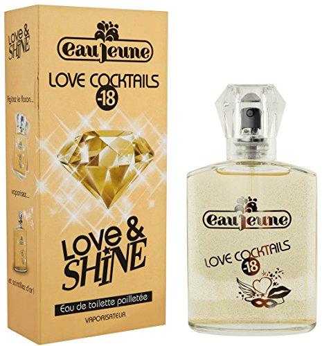 Eau Jeune Eau de Toilette Femme Love and Shine 50 ml