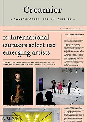 Creamier. Contemporary Art In Culture