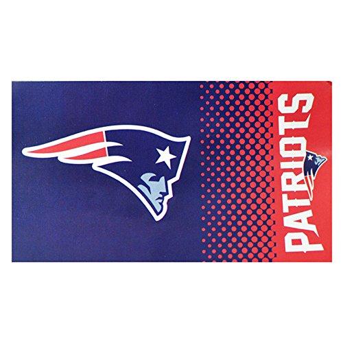 Preisvergleich Produktbild New England Patriots Fahne Flagge 90x150cm FD