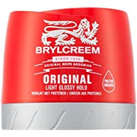Brylcreem originale crema 150ml 250ml Gel capelli Wax 75ml Light & Strong Hold Style Wet gel 150ml Gel Extreme Ultimate Hold Strong effetto bagnato