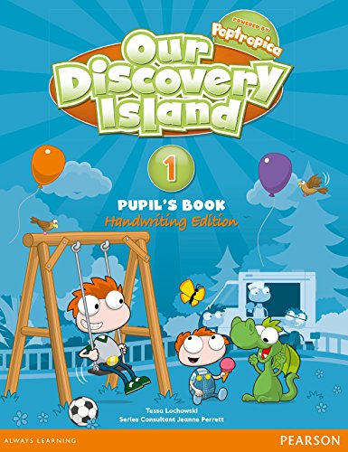 Our Discovery Island 1 Pupil's Pack - 9788498377699 por Tessa Lochowsky