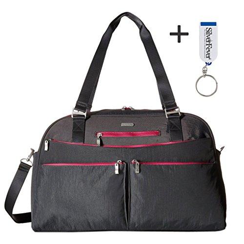 baggallini-sacs-bandouliere-femme-gris-charbon-taille-unique