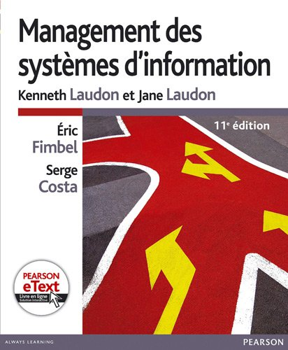 Management des systmes d'information 11e Ed. + eText