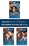 Harlequin Medical Romance December 2018 - Box Set 2 of 2: Their Christmas to Remember\Healed Under the Mistletoe\ER Doc's Forever Gift (English Edition)