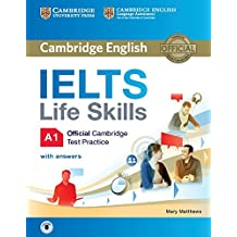 IELTS Life Skills, Official Cambridge Test Practice A1