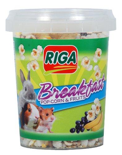 Riga - 4218 - Breakfast Mix Popcorn et Fruits - Pot de...