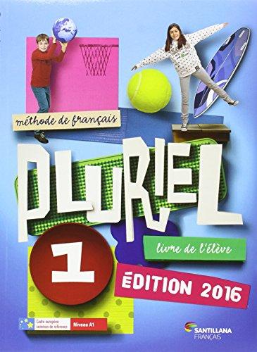 PLURIEL 1 ELEVE ANDALUCIA ED16