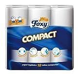 Foxy Papel Higiénico Compact de18 unidades