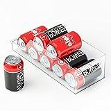 Can Storage Budget&Good Durable Pet Kitchen Storage box contenitore trasparente per frigoriferi birre bottiglie d' acqua e altre bevande