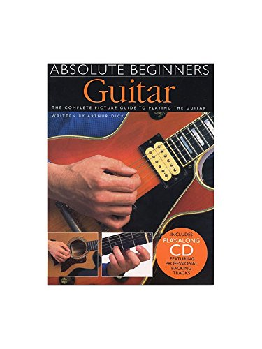 Absolute Beginners: Guitar - Book One. Partitions, CD pour Guitare