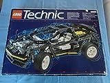 Lego Technik 8880 Supercar Sportwagen 4x4 Sportwagen 2 Modelle - LEGO