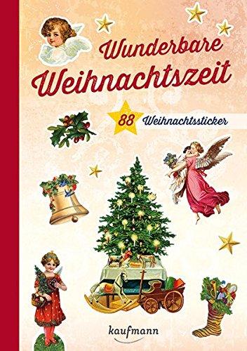 Wunderbare Weihnachtszeit: 88 nostalgische Weihnachtssticker
