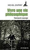 Vivre une vie philosophique - Le Passeur - 06/09/2018