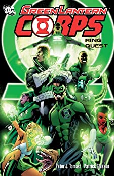 Green Lantern Corps: Ring Quest by [TOMASI, PETER J., GATES,STERLING]