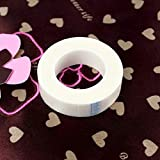 heshengj particolare 1 Padiglione dell'occhio di seta Grafting Eyeslash Medical Tape Isolation Tool Wrap Tape make up(None 1)