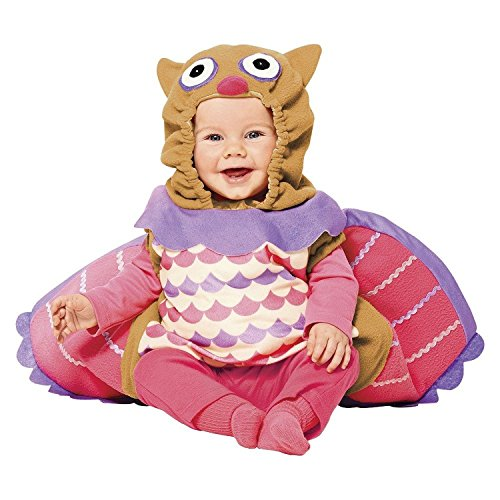 Infant Plush Owl Dress up Costume Pretend Play by Target (Owl Up Dress)