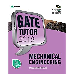 Mechanical Engineering GATE 2018