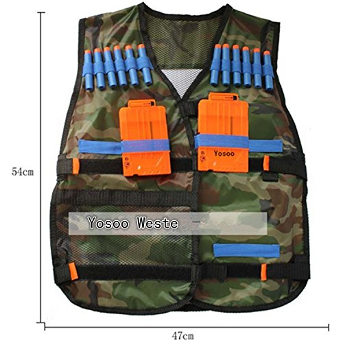 yosoor-gilet-tattico-camuffamento-2-clip-10-dardi-elite-per-i-bambini-di-nerf-n-strike-elite