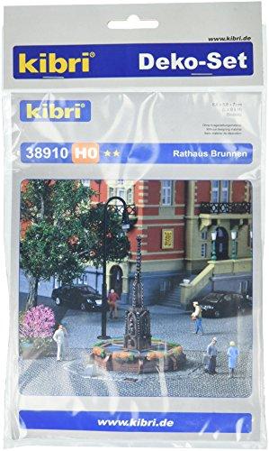 Kibri 38910 - Fontana del municipio