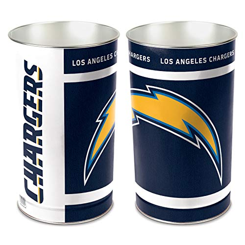 Wincraft Team Effort NFL Abfalleimer, San Diego Chargers, Under 5 Gallons