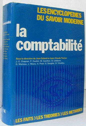 La Comptabilité (Les Dictionnaires du savoir moderne)