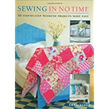 Sewing in No Time by Emma Hardy (2008-02-01)
