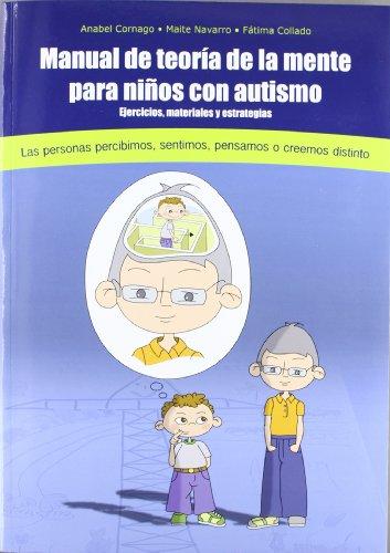 Portada del libro Manual de la teoria de la mente para niños con autismo (+ CD ROM)