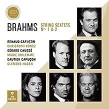 Brahms : les 2 Sextuors