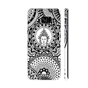 Colorpur Samsung S8+ Cover - Serenity Printed Back Case