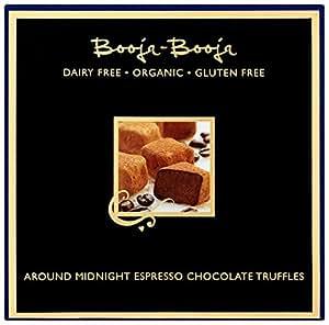 Booja Booja Organic Around Midnight Espresso Chocolate Truffles 104 g (Pack of 2)