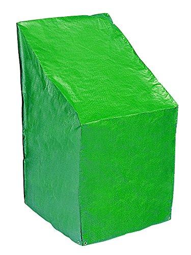 Bosmere Protector Plus Stacking / Reclining reversibile copertura - Verde