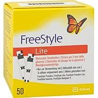 FREESTYLE Lite Teststreifen ohne Codieren CPC 50 St preisvergleich bei billige-tabletten.eu