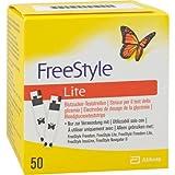 FREESTYLE Lite Teststreifen ohne Codieren CPC 50 St Teststreifen