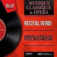 Récital Verdi (Mono Version)