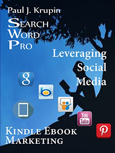 Kindle Ebook Marketing - Search Word Pro: Leveraging Social Media ...