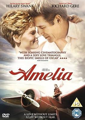 Amelia [DVD] by Hilary Swank
