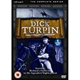 Dick Turpin - Complete Series - 5-DVD Box Set [ Origine UK, Sans Langue Francaise ]