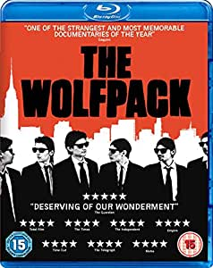 The Wolfpack [Blu-ray] [Import anglais]