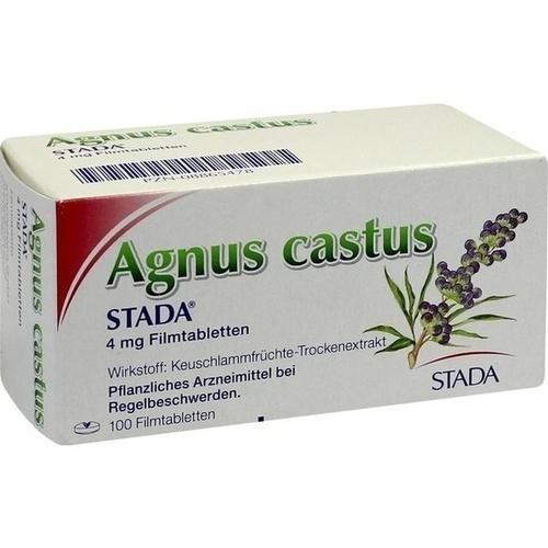 Agnus Castus Stada Tabletten, 100 St. pflanzliches Arzneimittel