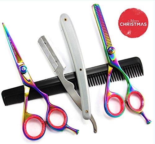 weihnachtsangebot-friseurscheren-set-55-friseur-zubehar-haarschneidescheren-set-rasiermesser-set-haa