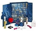 Erotischer LUXUS Adventskalender Dez 2018 für Erwachsene Paare mit 24 erotischen hochwertigen Geschenken für SIE und IHN Erotik Weihnachtskalender SEX Toy Adventskalender DELUXE PREISHAMMER