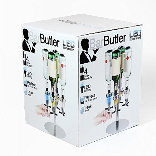 LED-Leuchtleiste Butler ~ Perfekte 1,5 Unzen gegossen Aufnahmen!
