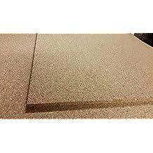 Korkplatten 10 mm dick nicht klebend 225 x 195 mm 4 St/ück